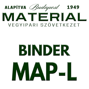 materiál akroplaszt binder diszperzió