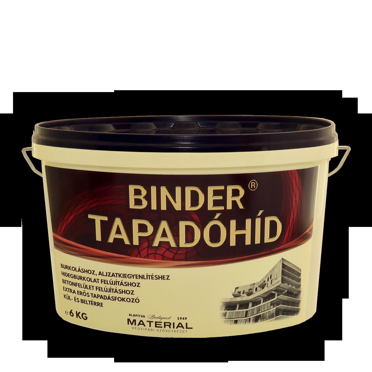 Binder tapadóhíd