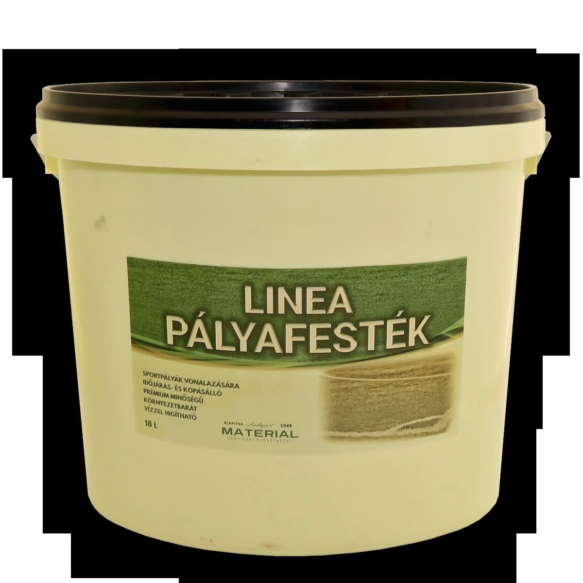 LINEA pályafesték